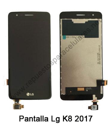 Pantalla LG K8 2017
