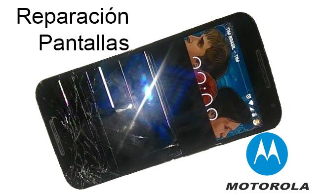 Reparacion pantallas Motorola