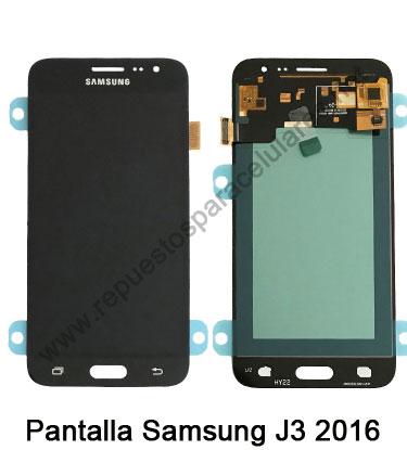 Pantalla Samsung J3 2016