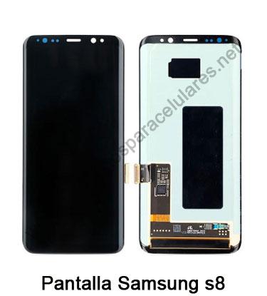 Pantalla Samsung S8