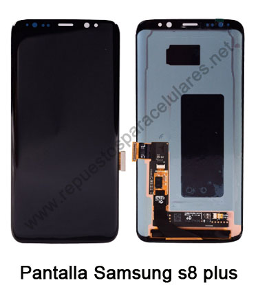 Pantalla Samsung S8 Plus