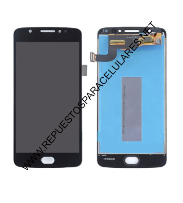 pantalla Motorola E4 plus