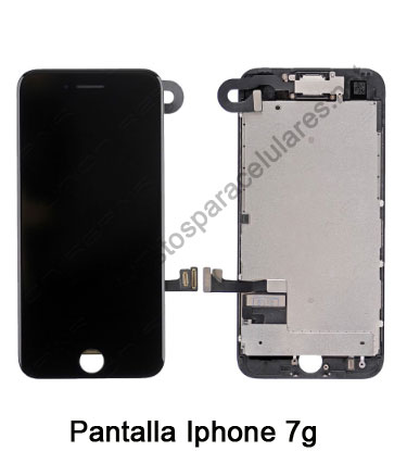 Pantalla iphone 7g