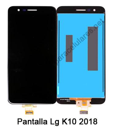 Pantalla LG K10 2018