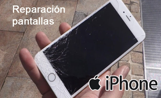 Reparacion de pantallas iphone