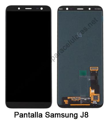 Pantalla Samsung J8