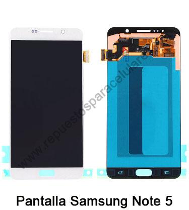 Pantalla Samsung Note 5