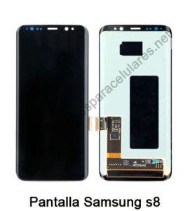 Reparacion pantallas Samsung S8